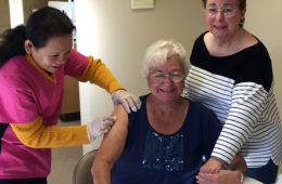 Events Connect People-Flu Shot Clinic-Niles Township Illinois