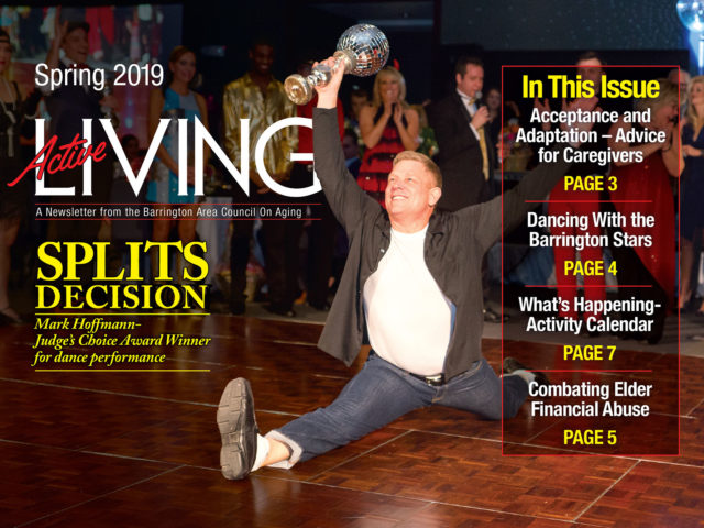 Active Living Newsletter-Spring 2019 Edition